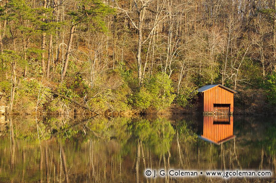 &#8220Little River Motif No. 2&#8221, West Fork of the Little River, Desoto State Park, Fort Payne, Alabama