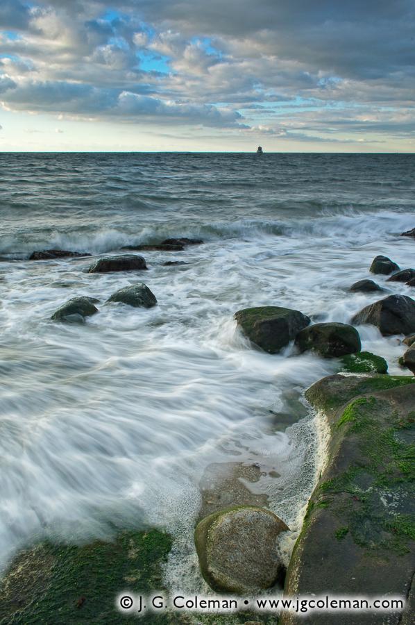 &#8220Groton Coast&#8221, Avery Point, Groton, Connecticut