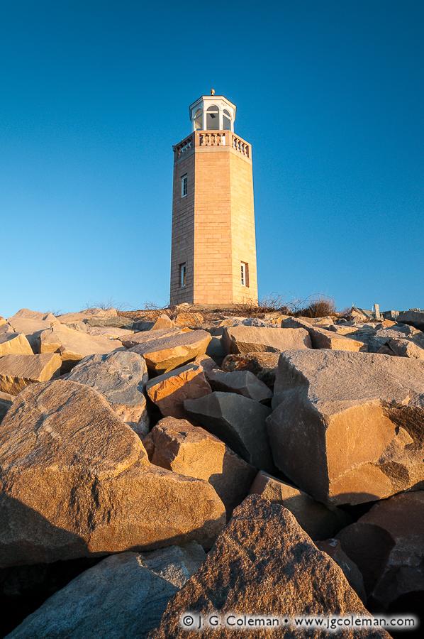 &#8220Proud Beacon of Groton&#8221, Avery Point Lighthouse, Groton, Connecticut