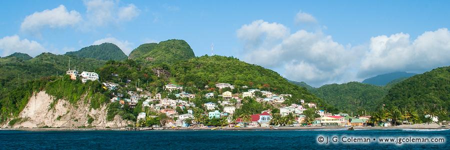 &#8220Cliffs of Soufriere&#8221, Soufriere, Saint Lucia