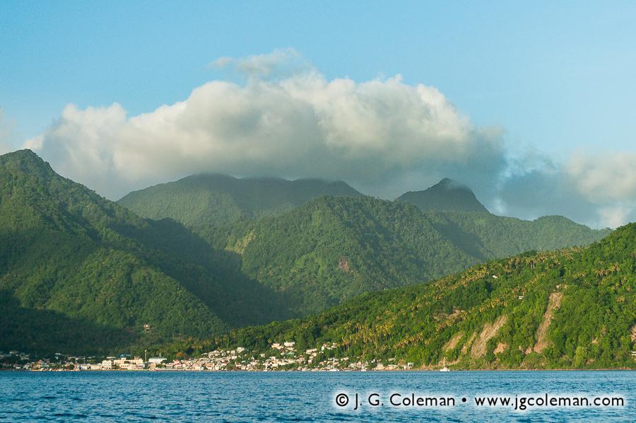 &#8220Hidden Peaks&#8221, Soufriere, Saint Lucia
