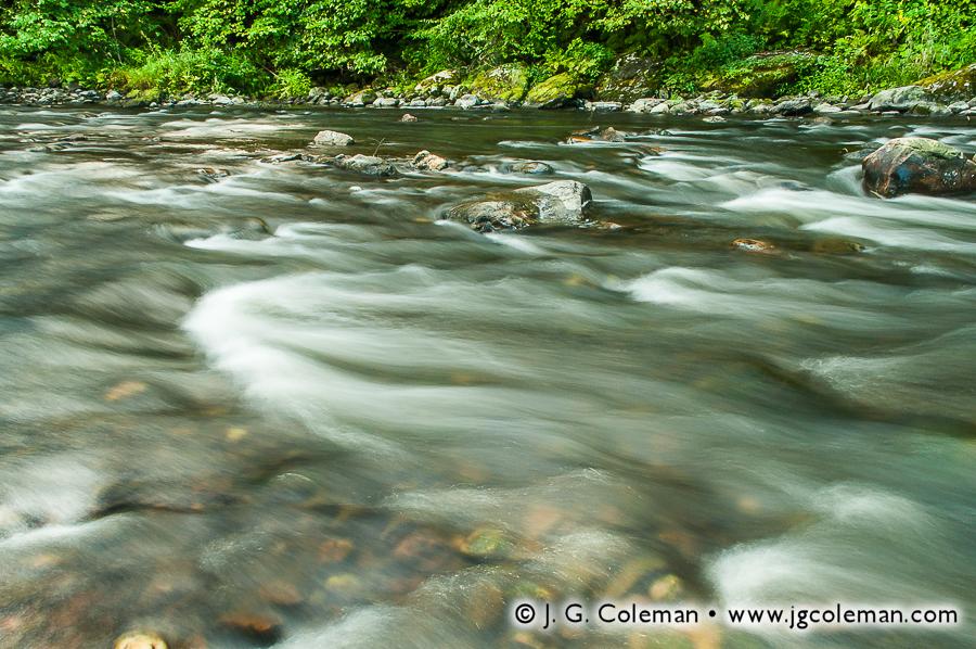 &#8220Shepaug Rapids&#8221, Shepaug River, Steep Rock Preserve, Washington, Connecticut