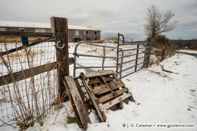 Yankee Farmlands № 96
