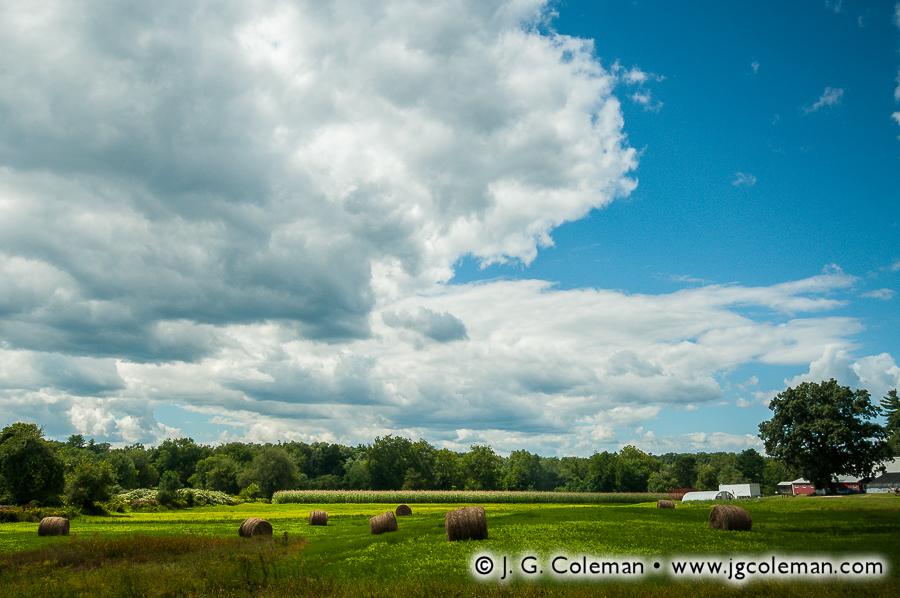 &#8220Yankee Farmlands № 1&#8221, East Granby, Connecticut