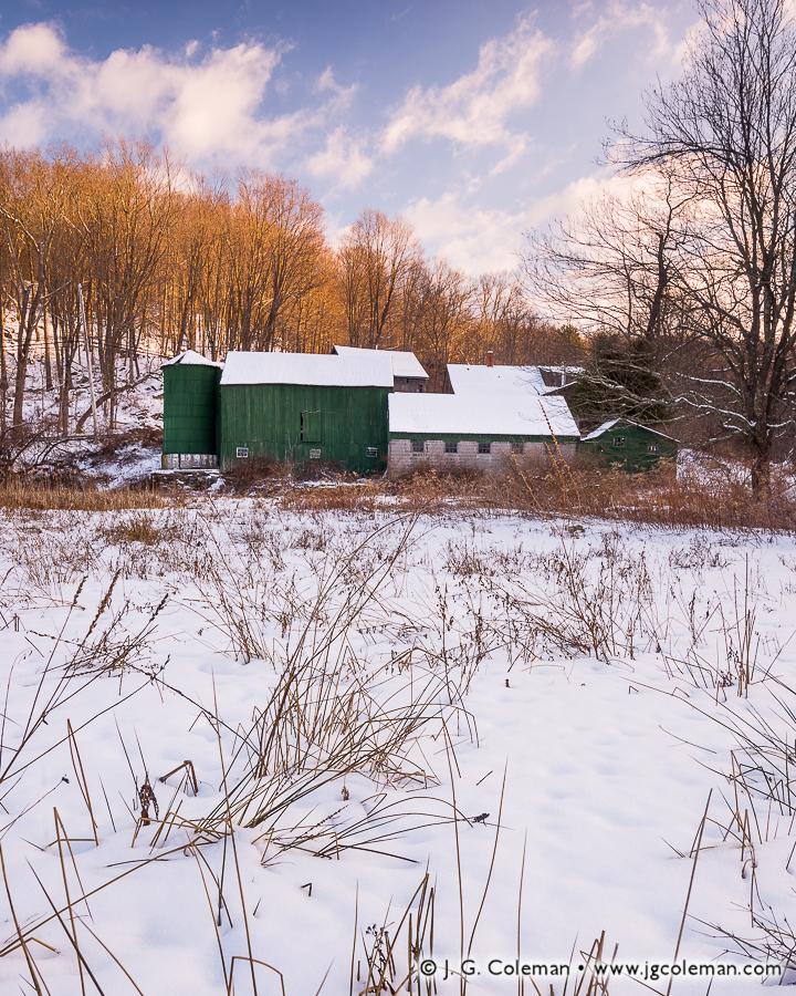 &#8220Yankee Farmlands № 20&#8221, Kent, Connecticut