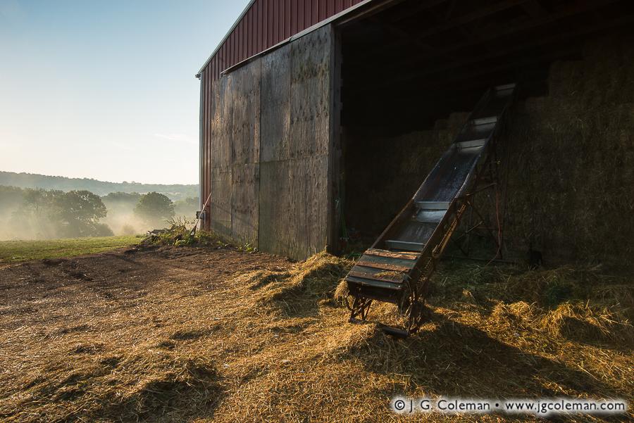 &#8220Yankee Farmlands № 35&#8221, New Milford, Connecticut