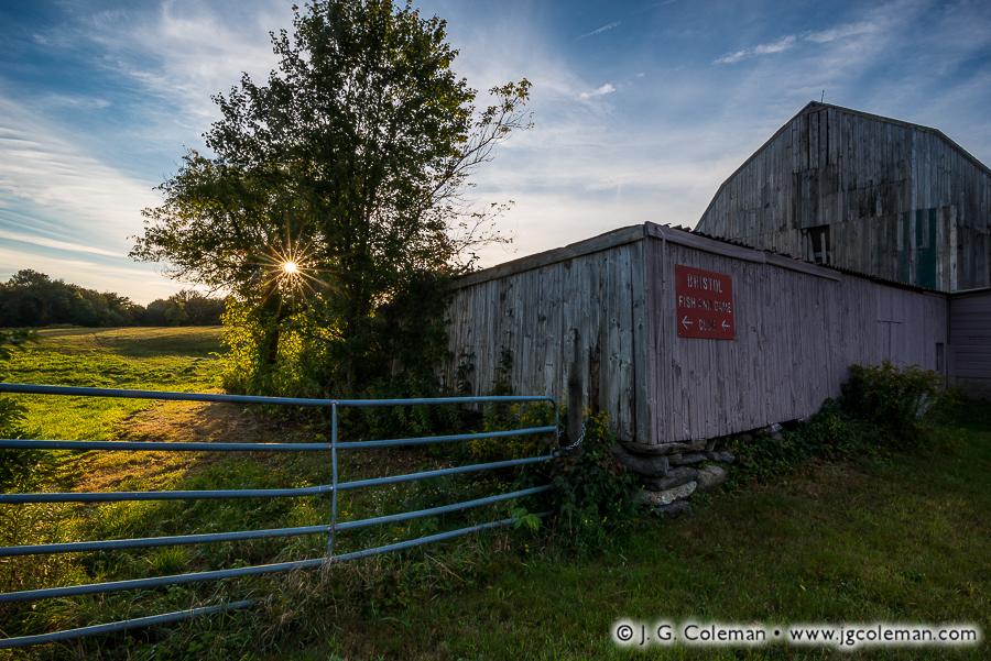 &#8220Yankee Farmlands № 39&#8221, Wolcott, Connecticut
