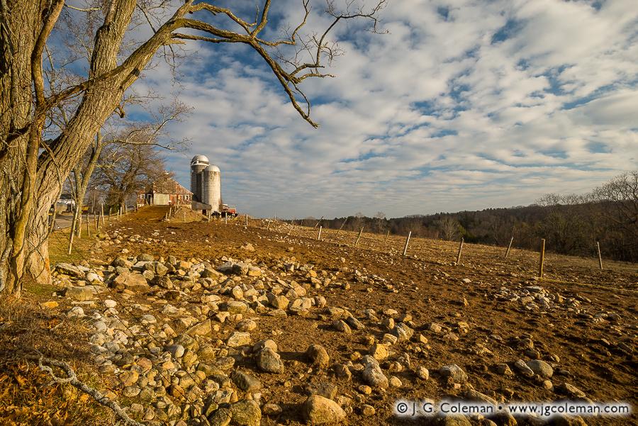 &#8220Yankee Farmlands № 51&#8221, Torrington, Connecticut