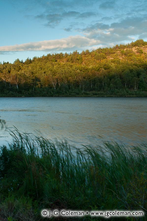 &#8220Last Vestige of Dying Light&#8221, Acadia National Park, Maine