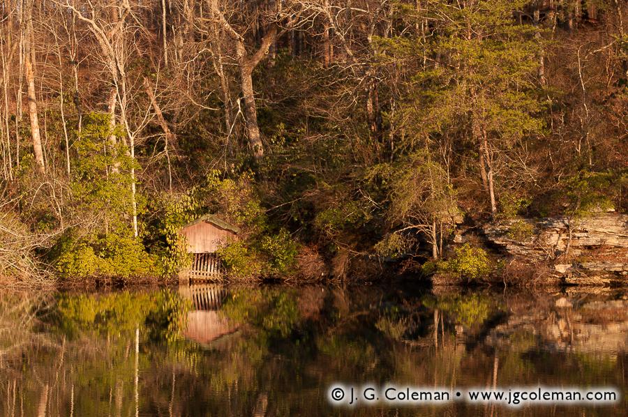 &#8220Little River Motif No. 1&#8221, West Fork of the Little River, Desoto State Park, Fort Payne, Alabama