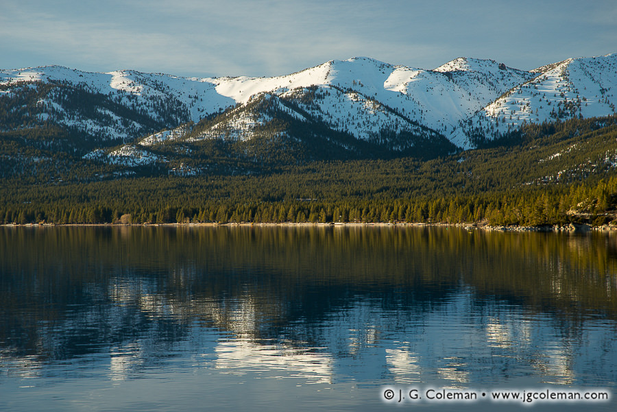 &#8220Truly Crystal Bay&#8221, Crystal Bay on Lake Tahoe, Incline Village, Nevada