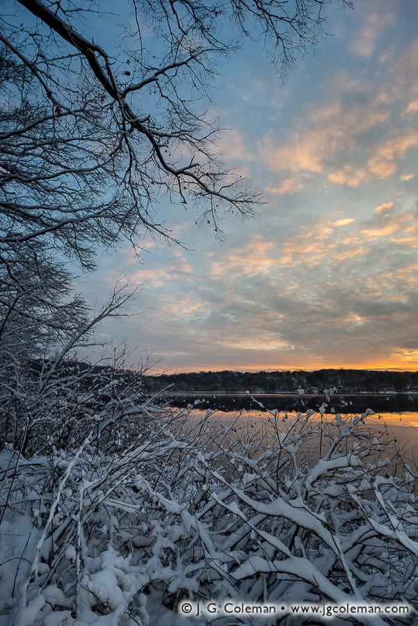 &#8220A Restful December&#8221, Hanover Pond, Meriden, Connecticut