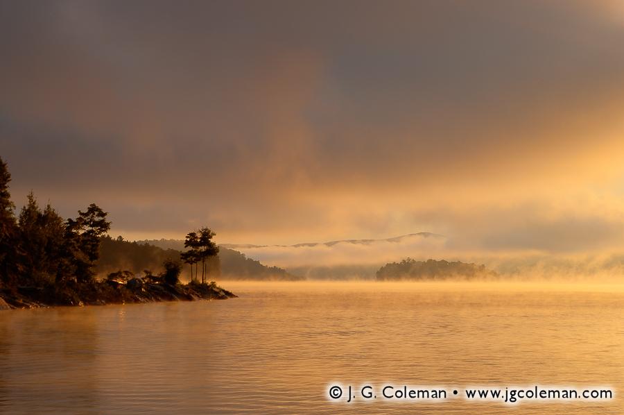 &#8220Idyllic Bomoseen&#8221, Lake Bomoseen, Castleton, Vermont