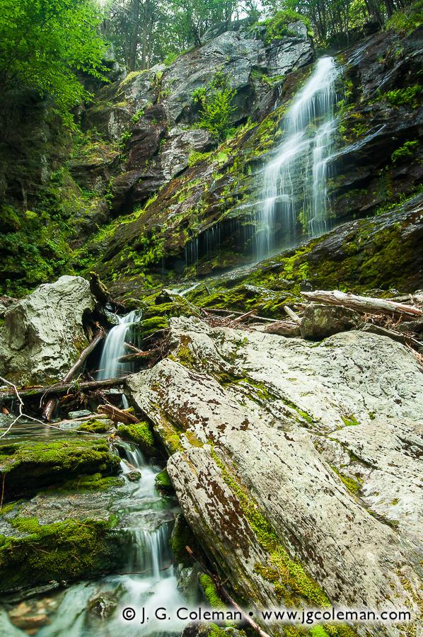&#8220Race Brook Marble&#8221, Race Brook Falls, Mount Everett State Reservation, Sheffield, Massachusetts