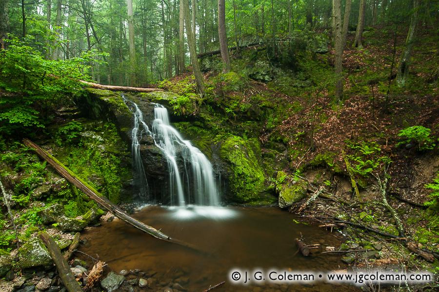 &#8220Nonnewaug Woodlands&#8221, Nonnewaug Falls, Nonnewaug Falls Open Space, Woodbury, Connecticut