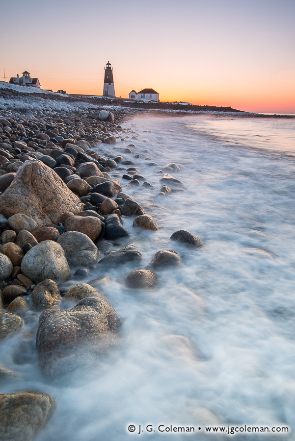 Narragansett Shores I J G Coleman Photography
