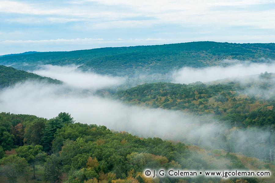 &#8220Rolling Hills of Washington&#8221, Steep Rock Preserve, Washington, Connecticut