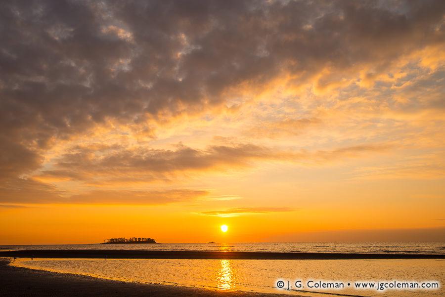 &#8220Charles Island Splendor&#8221, Walnut Beach, Milford, CT