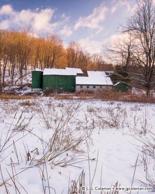 Yankee Farmlands № 20