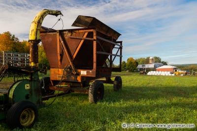 Yankee Farmlands № 40