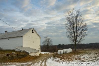 Yankee Farmlands № 49