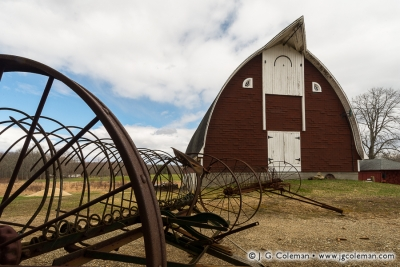 Yankee Farmlands № 59