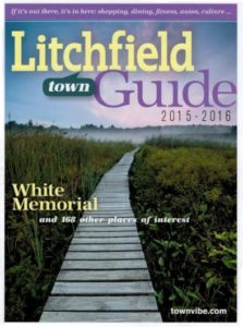 Litchfield Town Guide Cover, 2015-2016